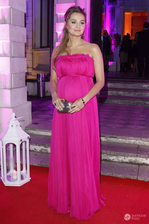 Małgorzata Socha, gala Kobieta Roku Glamour 2013 (fot. AKPA)