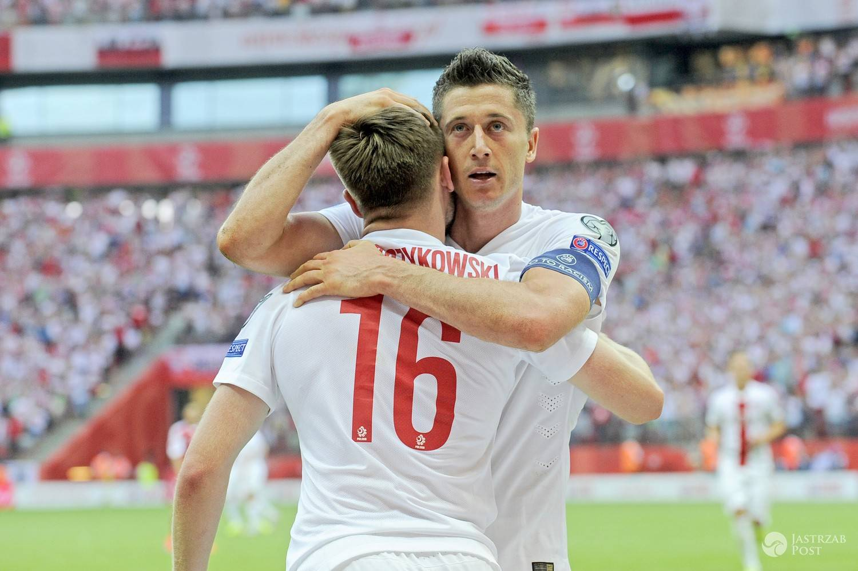 Cristiano Ronaldo pogratulował Robertowi Lewandowskiemu
