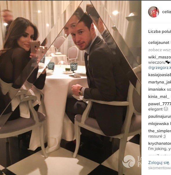 Celia Janunat i Grzegorz Krychowiak rozstali się?