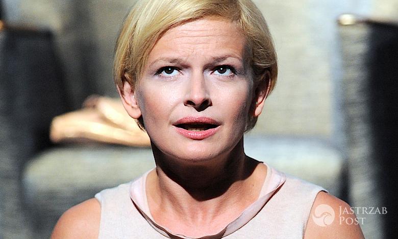 Dominika Ostałowska straci rolę w M jak miłość?