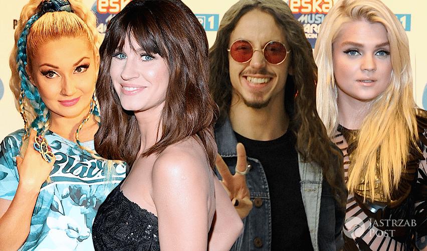 ESKA Music Awards 2016 nominacje wszystkie