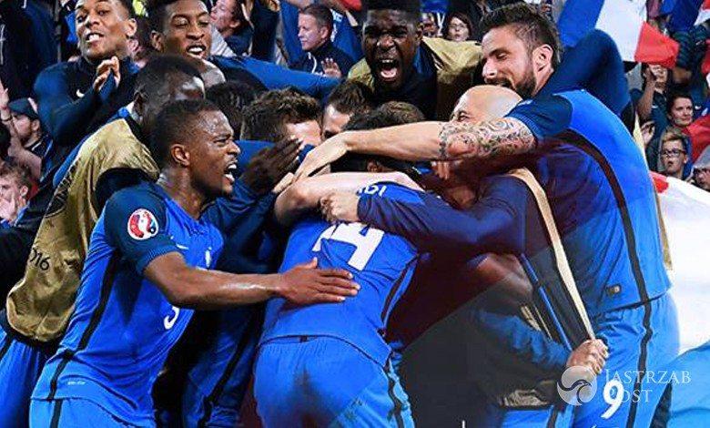 Francja w finale EURO 2016