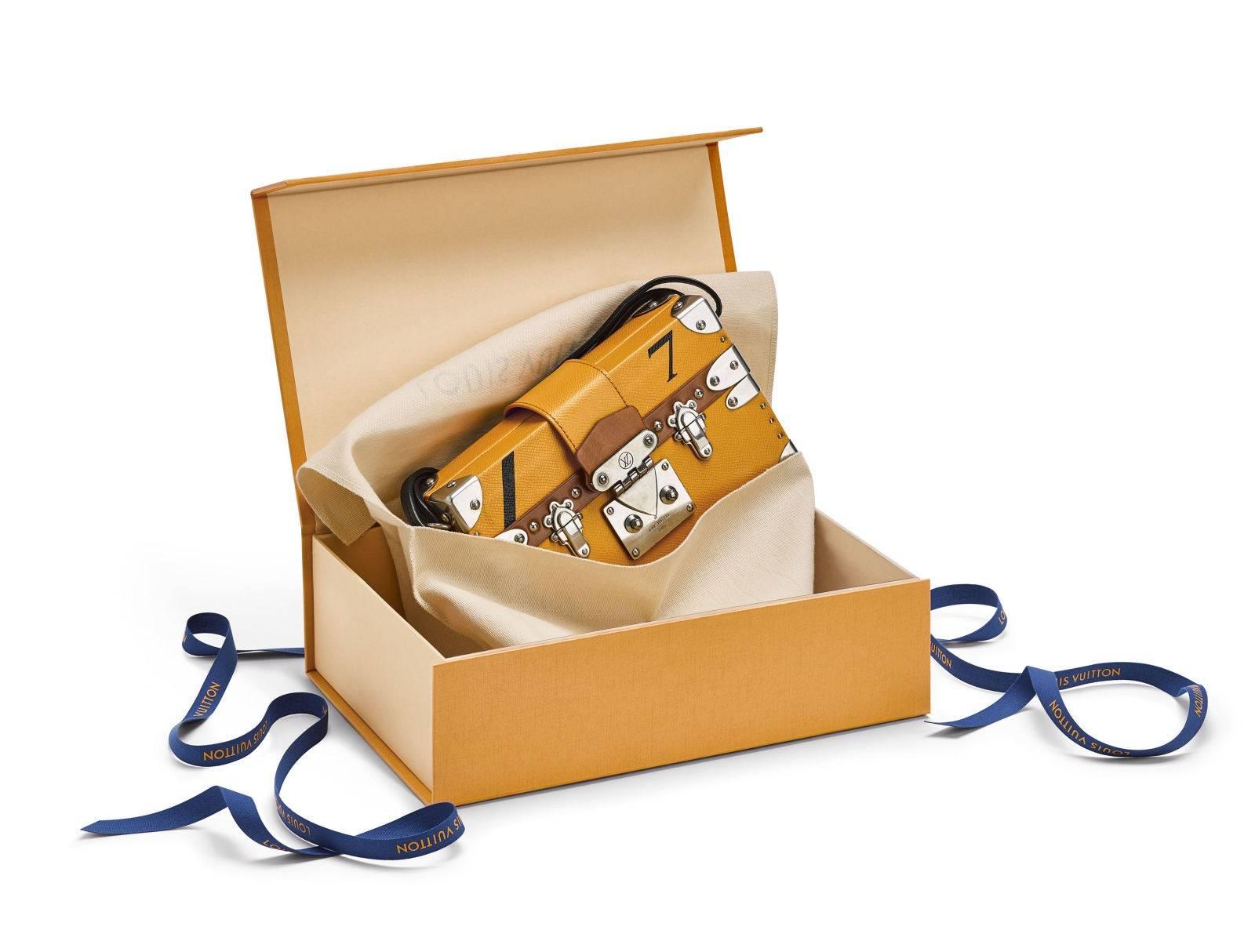 Oto nowe opakowania produktów Louis Vuitton w kolorze