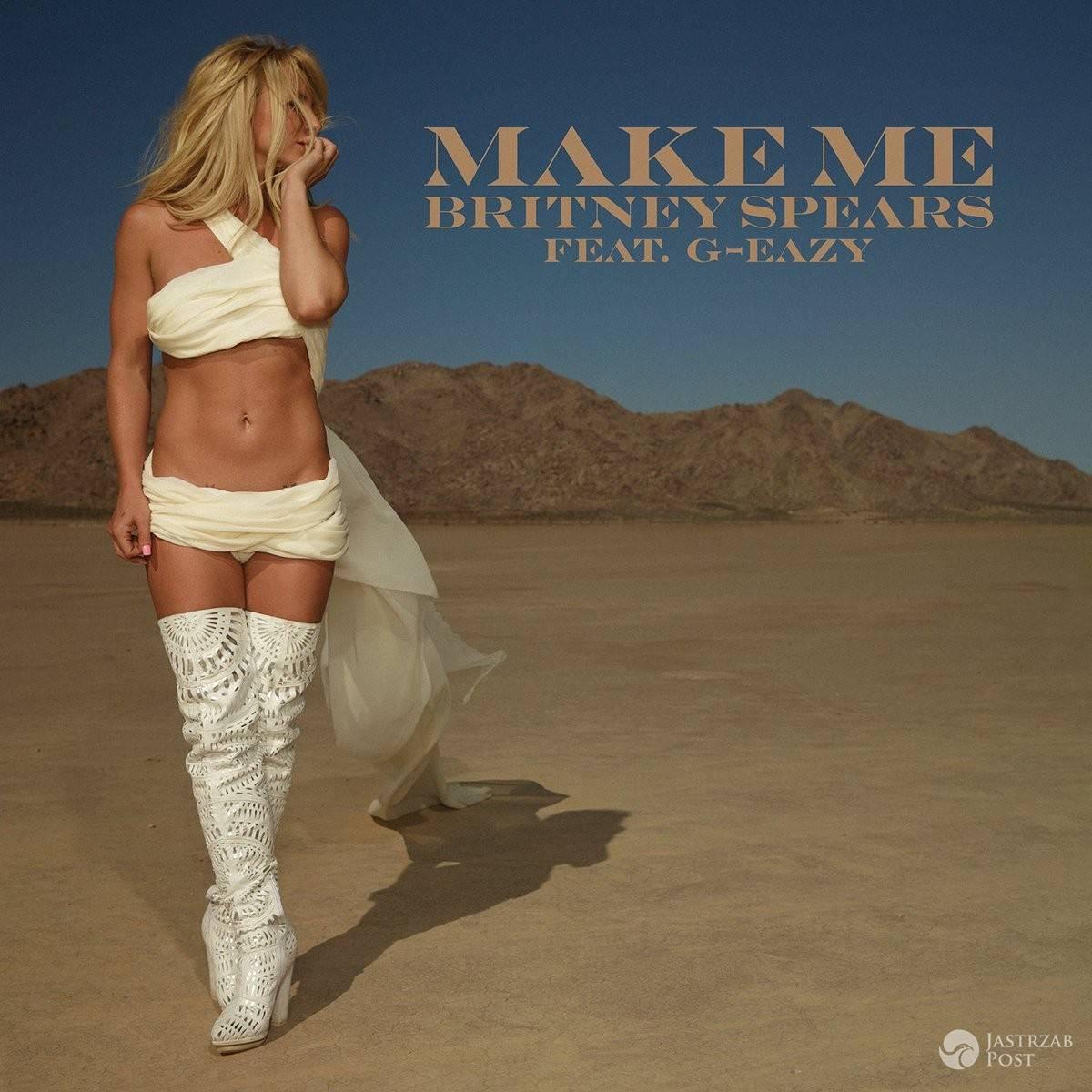 Britney Spears Make Me piosenka, tekst, okładka singla, mp3