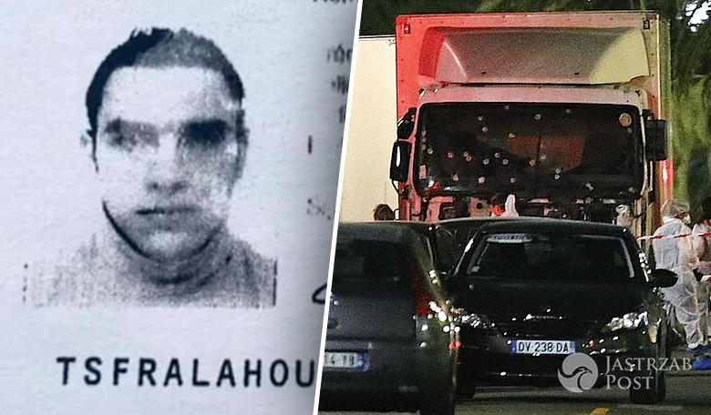 Mohamed Lahouaiej Bouhlel zamachowiec z Nicei