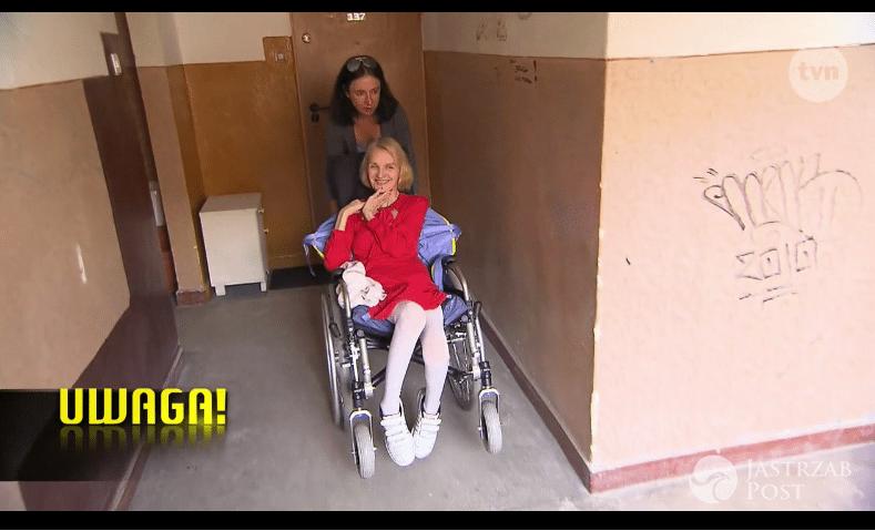 Reportaż Uwagi o chorobie Katarzyny Pawlak