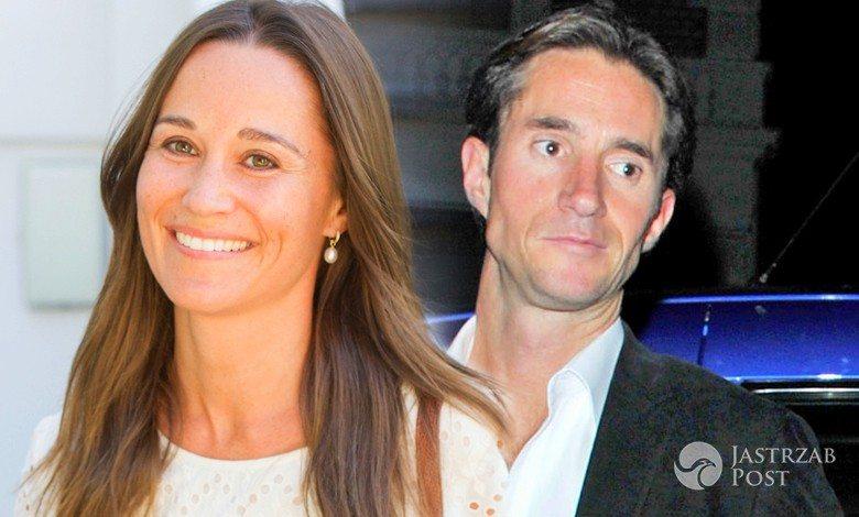 Pippa Middleton zaręczyła się