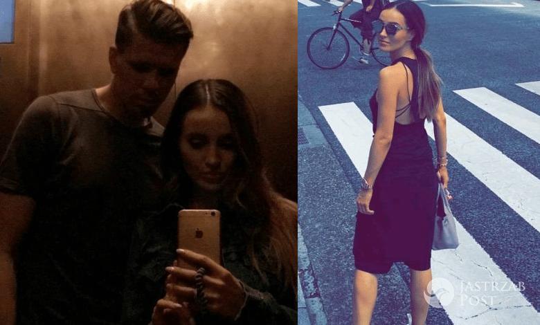 Podróż poślubna Mariny i Wojciecha Szczęsnego
