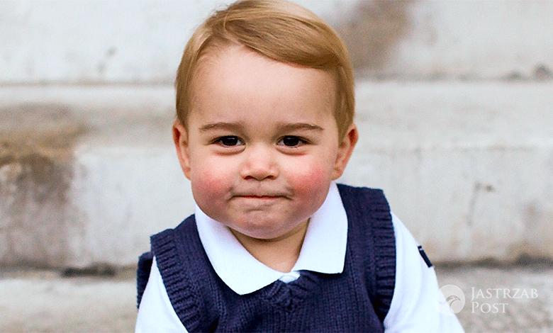 Urodziny księcia Jerzego jakie prezenty