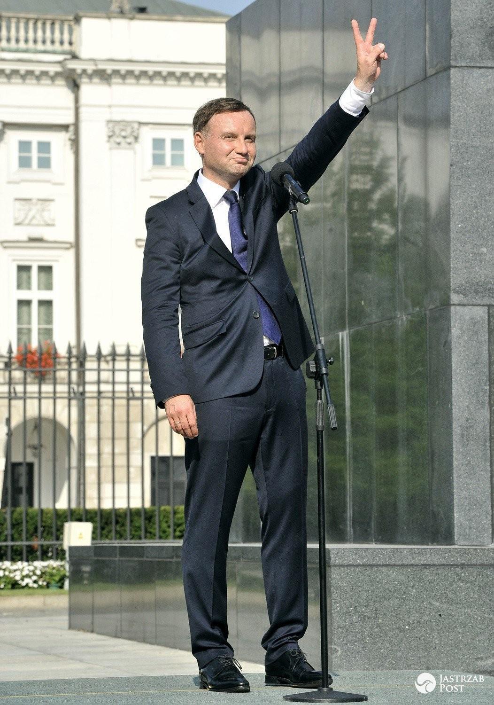 2. Andrzej Duda - 23 procent