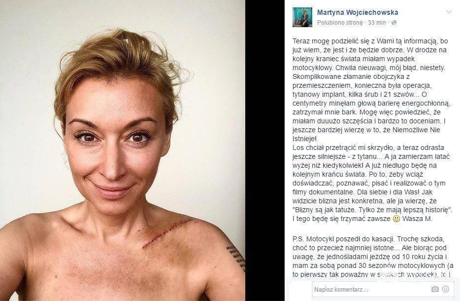 4. Martyna Wojciechowska - 40 000 złotych