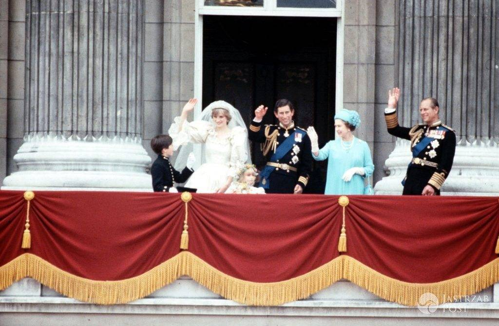 Pricess Diana and Prince Charles Wedding, 1981