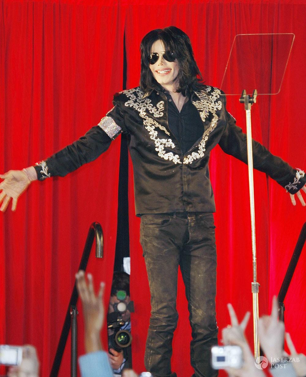 Michael Jackson urodzony 29 sierpnia
