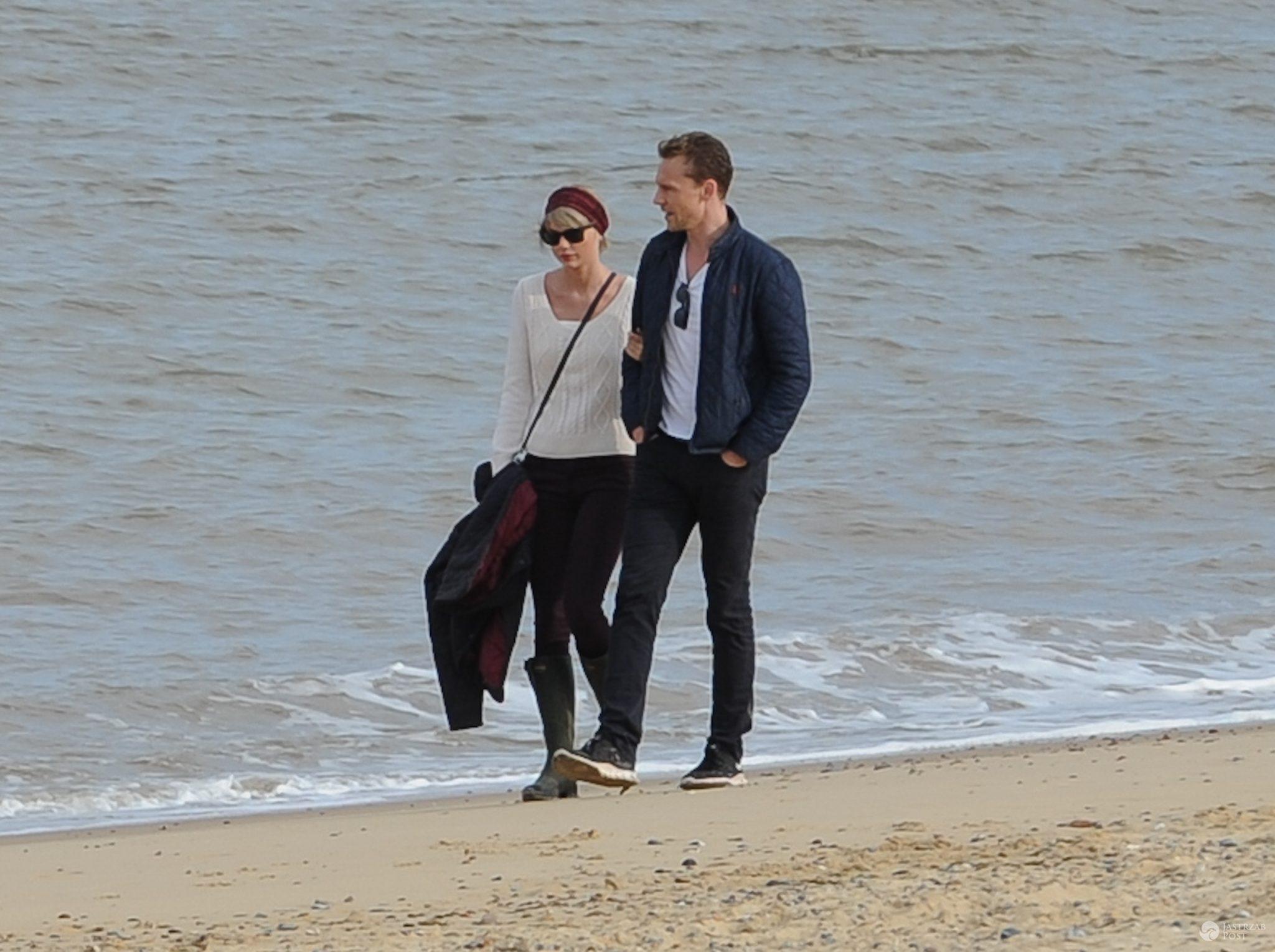 Taylor Swift i Tom Hiddleston (fot. ONS)