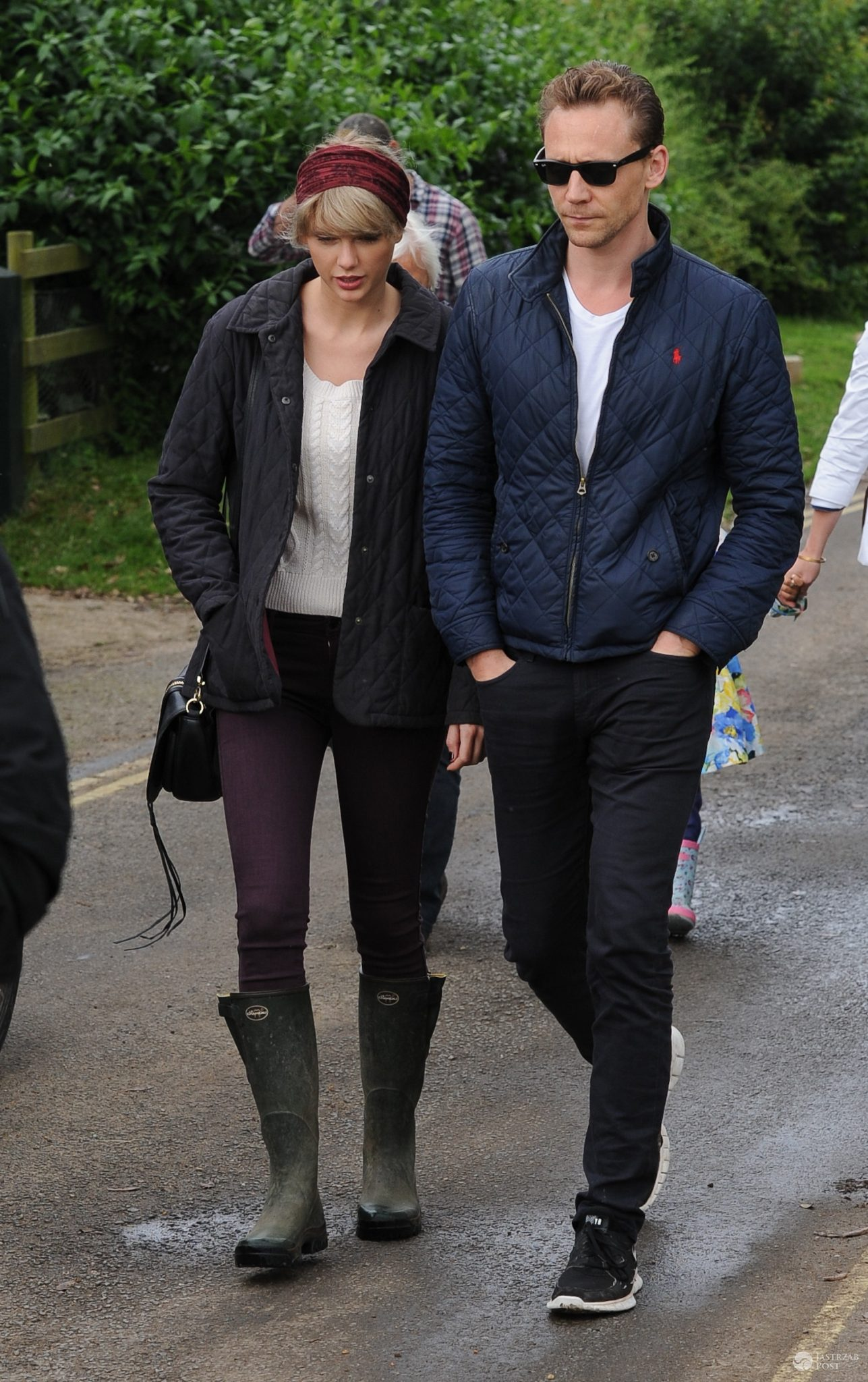 Taylor Swift i Tom Hiddleston (fot. ONS)