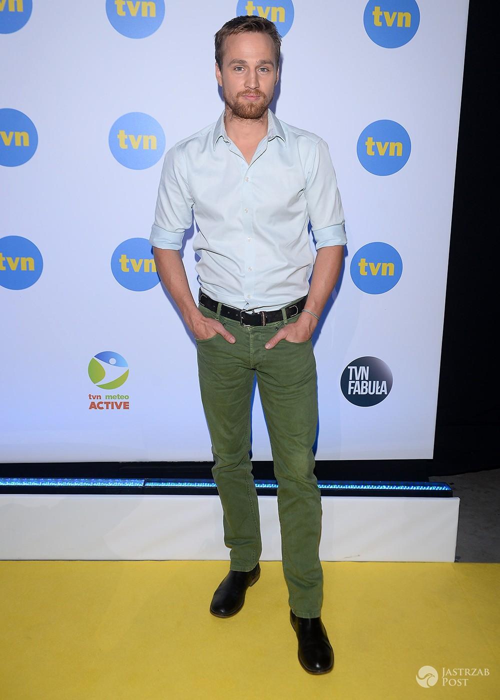 Mateusz Janicki - jesienna ramówka TVN 2016