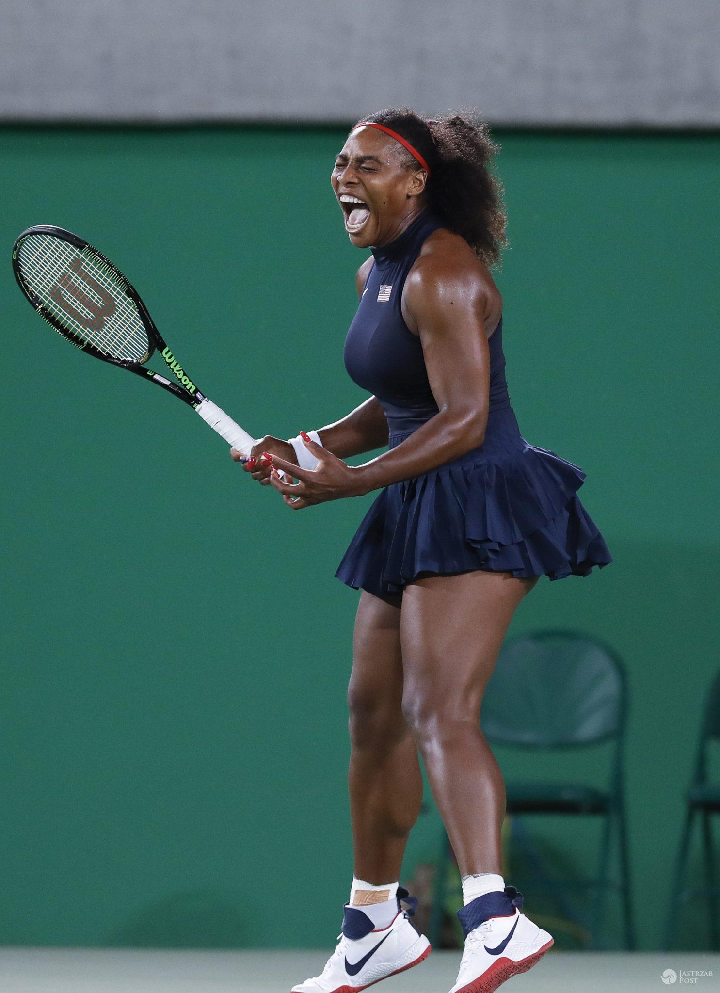 Serena Williams odpadła z Igrzysk w Rio