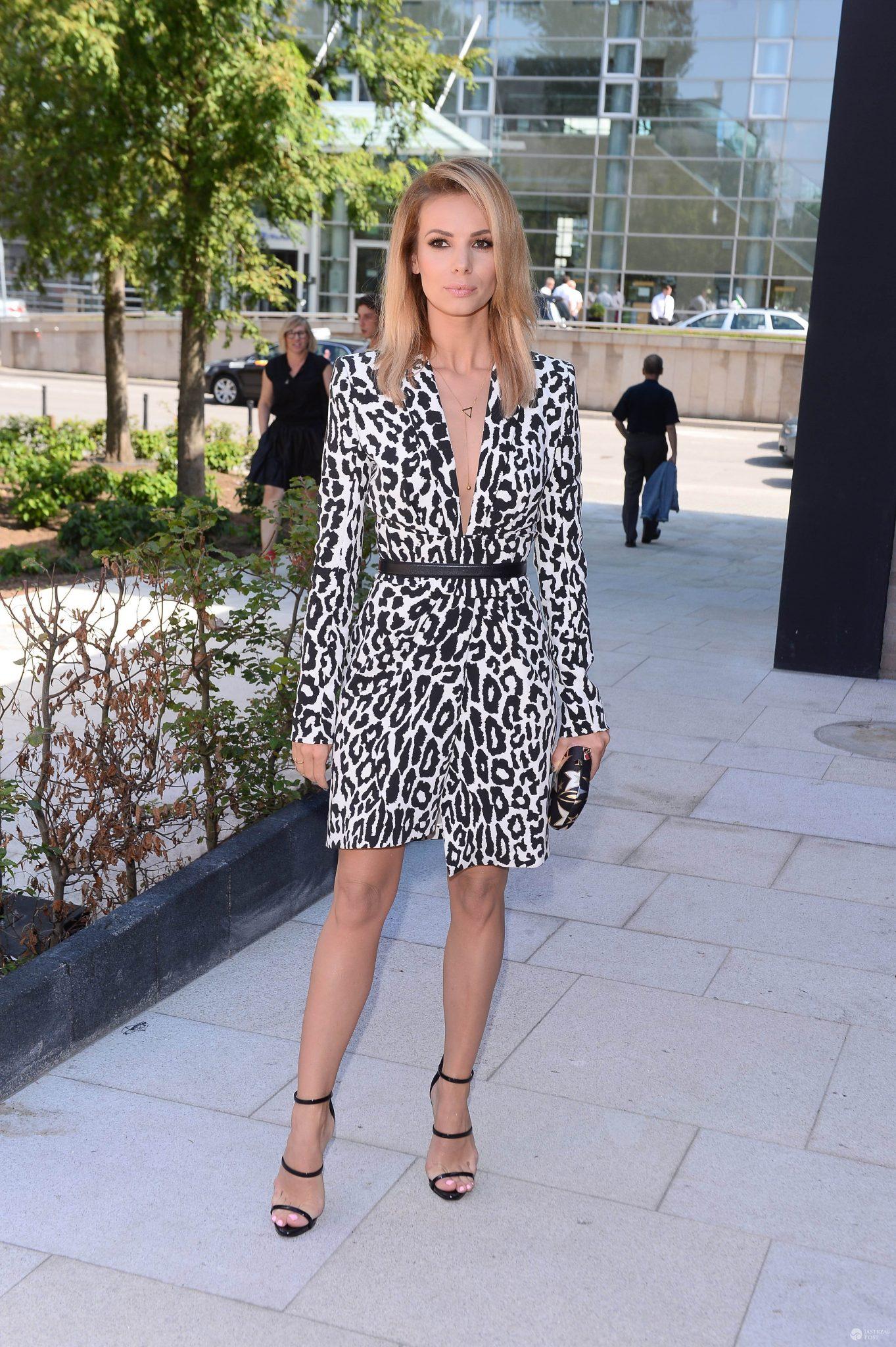 Izabela Janachowska - ramówka TVN Style jesień 2016
