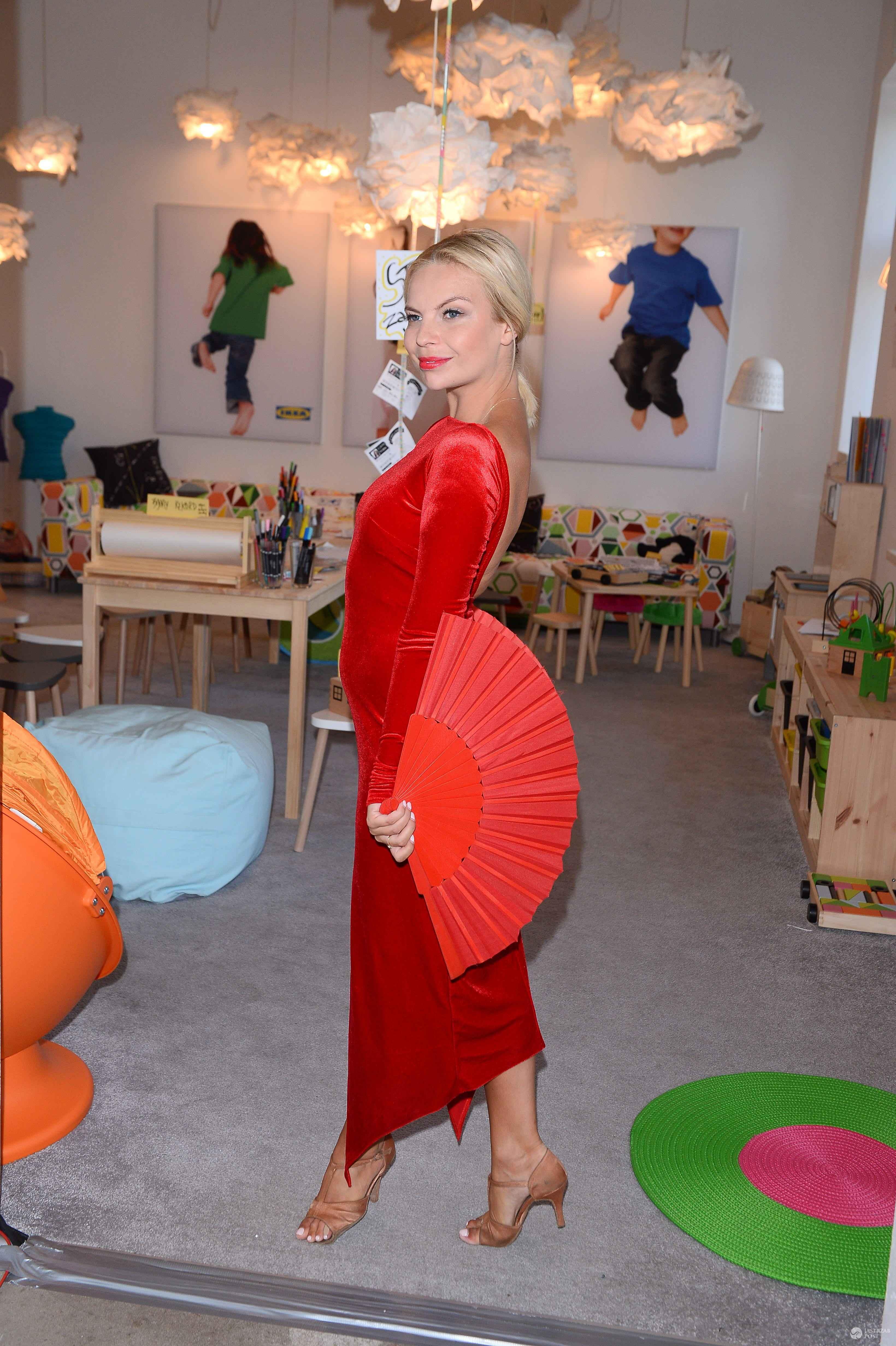 Paulina Biernat - premiera katalogu Ikea 2016