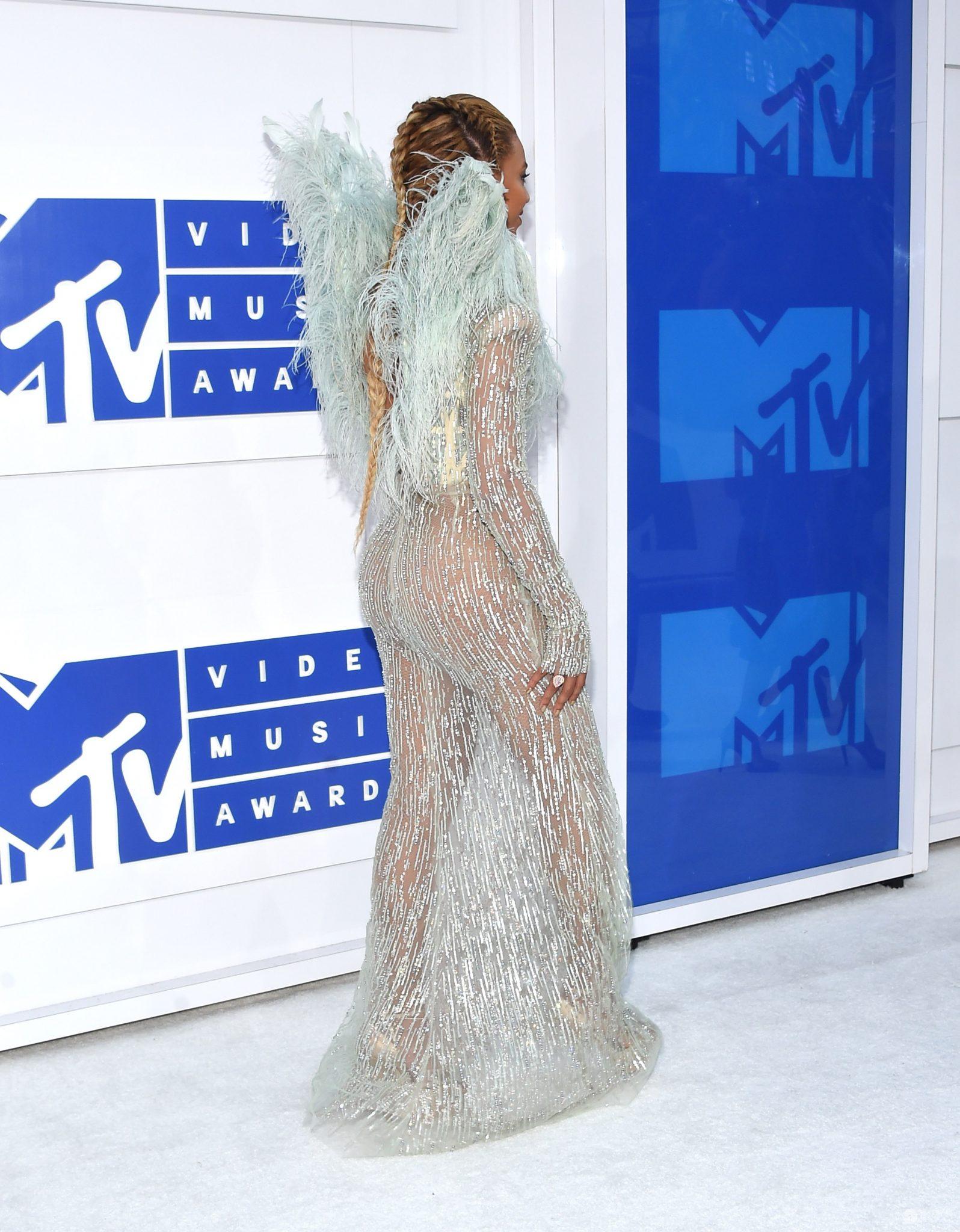 Beyonce na imorezie MTV Music Awards 2016