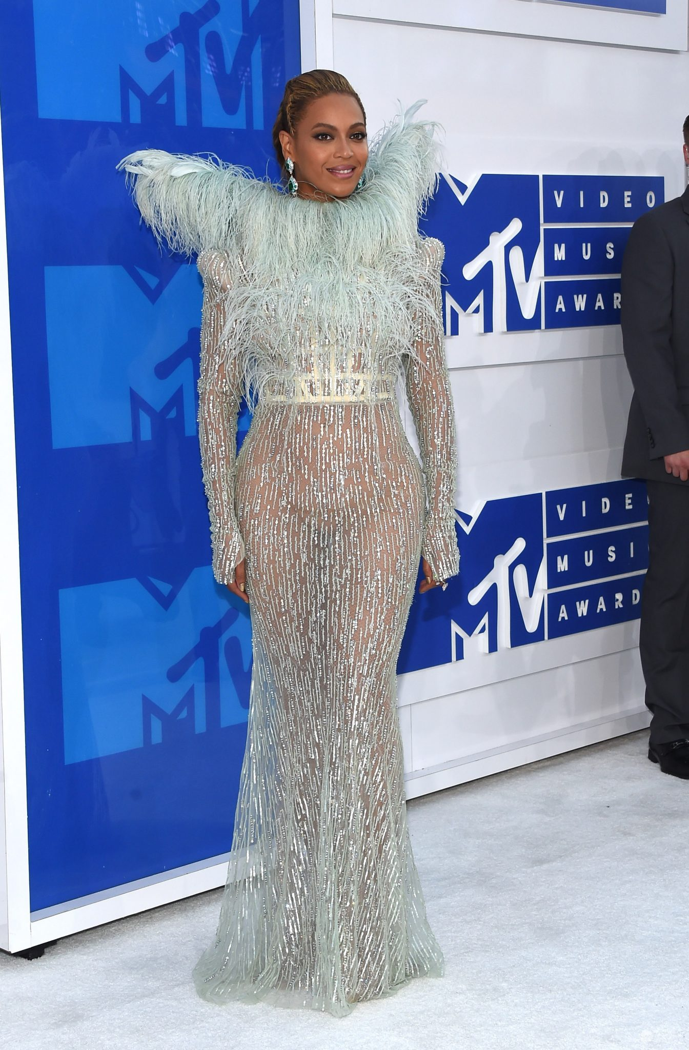 August 28, 2016 New York City, NY Beyonce Knowles MTV Video Music Awards 2016 held at Madison Square Gardens ©OConnor-Arroyo/AFF-USA.com