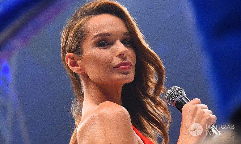 Kasia Sowińska na Boxing Night 12 - stylizacja