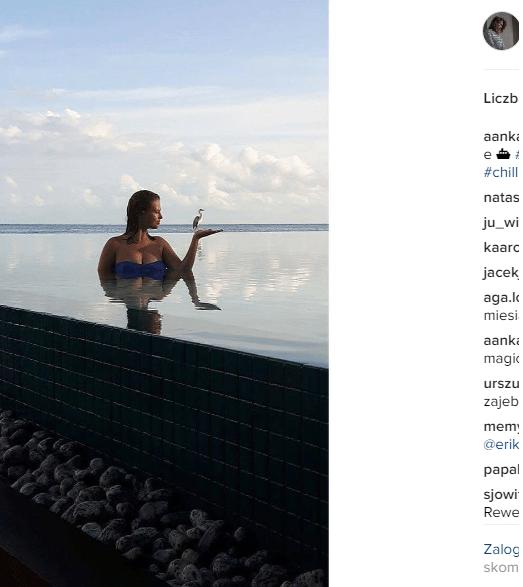 Anna Karczmarczyk na wakacjach w bikini. Zdjęcia 2016