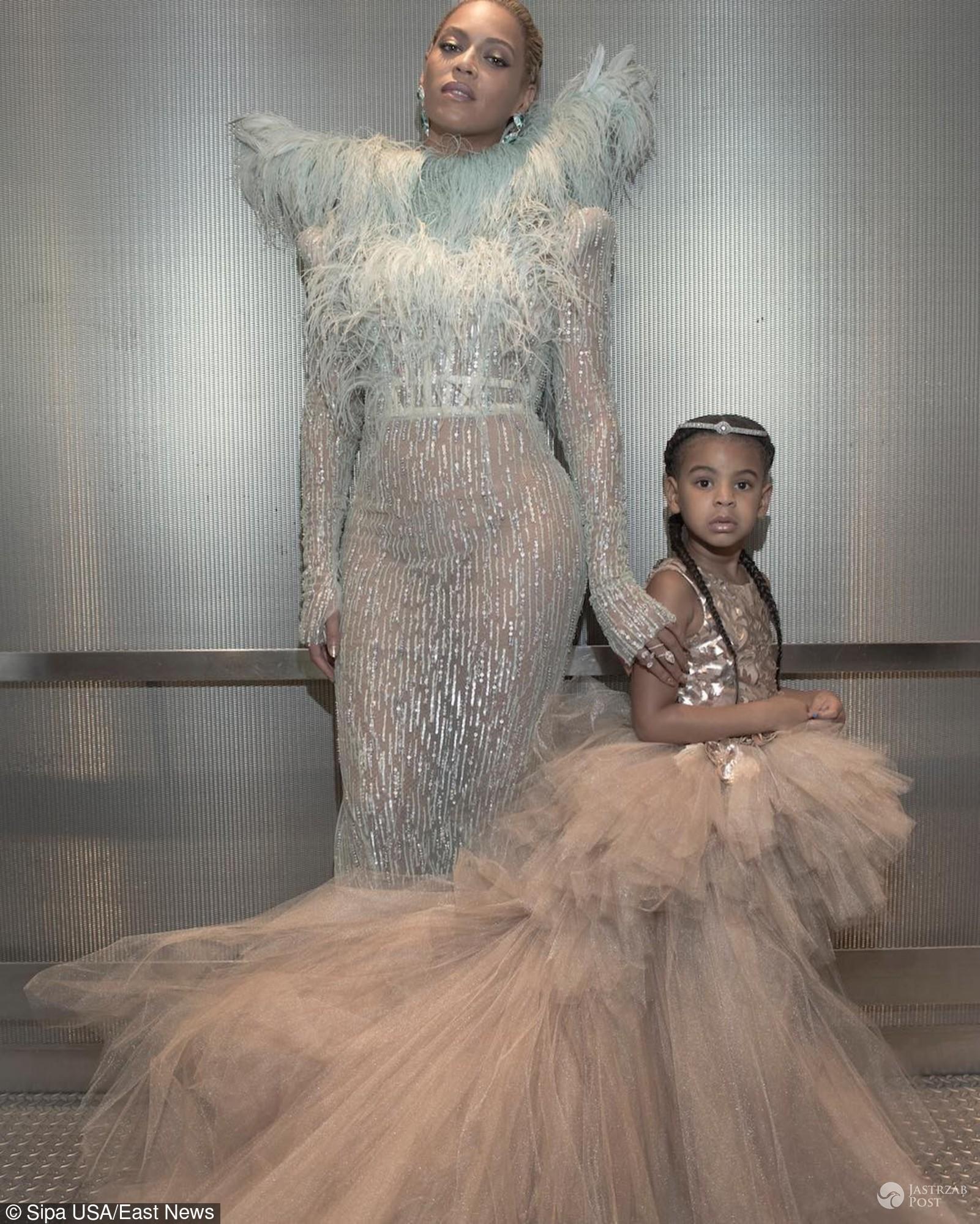 Beyonce i Blue Ivy na imprezie MTV Music Awards 2016. Gwiazda jest w drugiej ciąży dzięki in vitro?