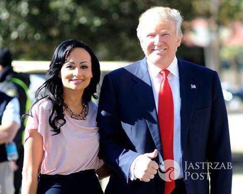 Katrin Pierson, rzeczniczka Donalda Trumpa