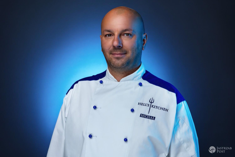 Michał Suchanowski - uczestnik 6 edycji Hell's Kitchen Piekielna Kuchnia 6