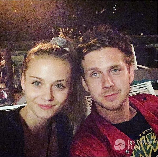 Antoni Królikowski i Kasia Sawczuk
