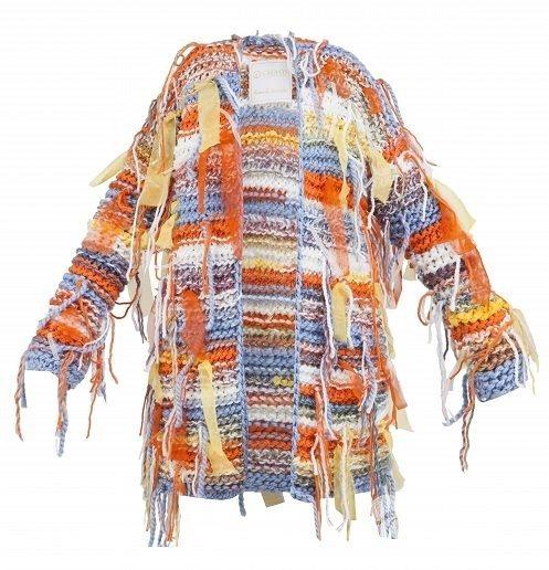 sweter Chaos by Marta Botiglova, cena: 1990zł