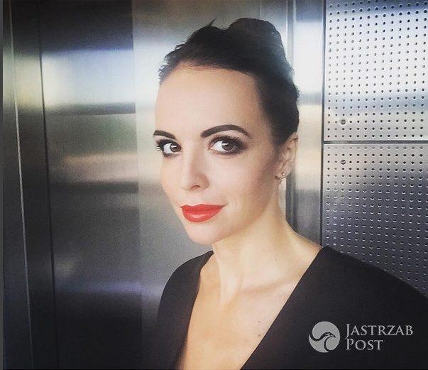 Anna Wendzikowska w nowej fryzurze