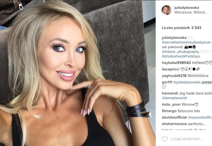 polska żywa Barbie Julia Dybowska