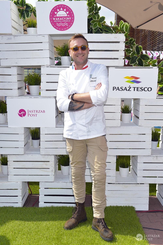 Mateusz Gessler oprócz porad kulinarnych doradzi jak miło spędzić wolny czas z przyjaciółmi