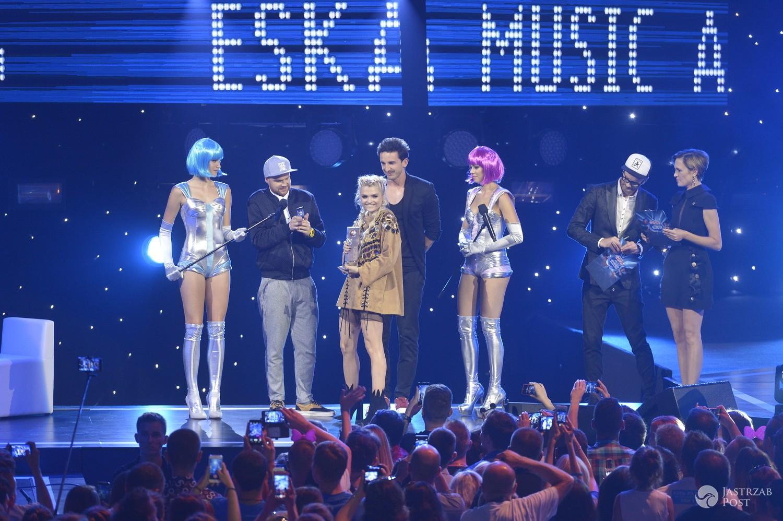 Gwiazdy na ESKA Music Awards 2016 - kto dostał nagrodę?