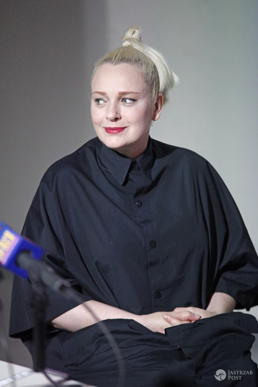 Katarzyna Nosowska- otwarcie Muzeum Polskiej Piosenki