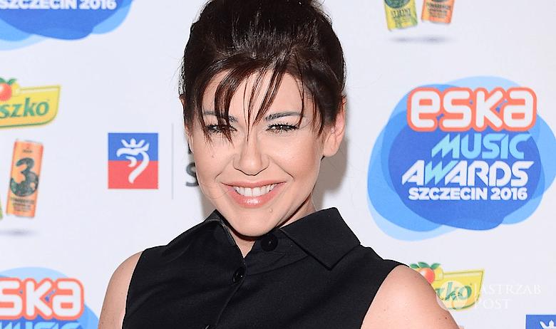 Iwona Węgrowska na ESKA Music Awards 2016