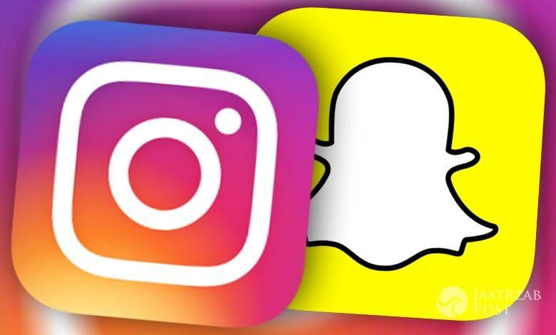 instagram jak snapchat