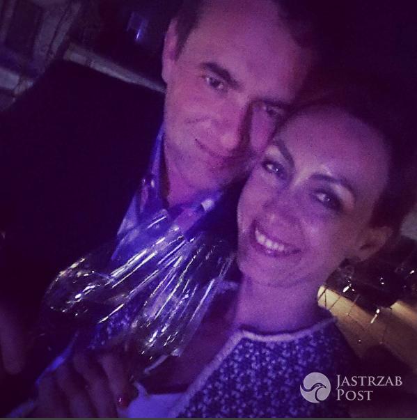 Anna Kalczyńska obchodzi urodziny z mężem