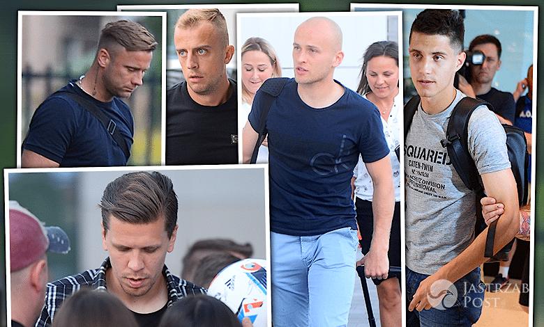 Piłkarze na zgrupowaniu przed meczem Polska Kazachstan
