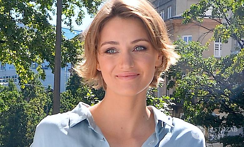 Renata Kaczoruk nosi dzwony