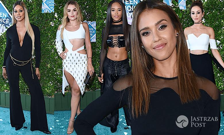Kreacje gwiazd na Teen Choice Awards 2016