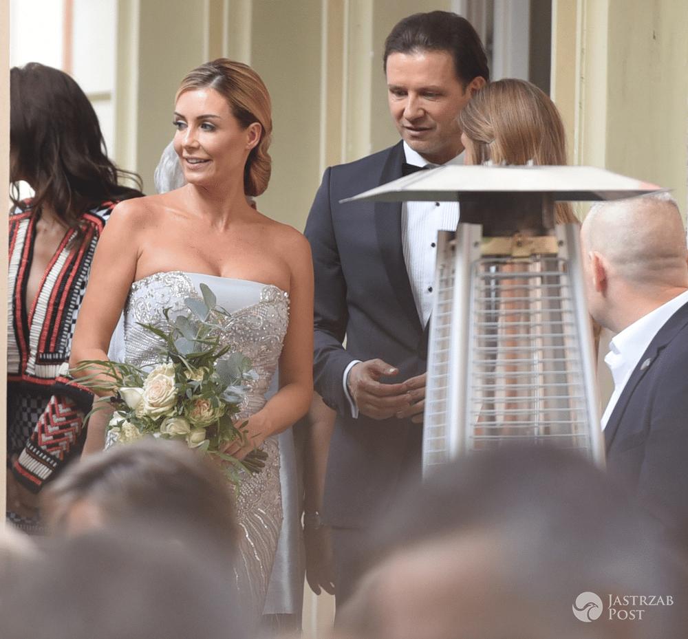 Zdjęcia ze ślubu Małgorzaty Rozenek i Radosława Majdana