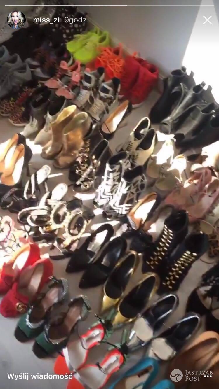 Kolekcja butów Zosi Ślotały