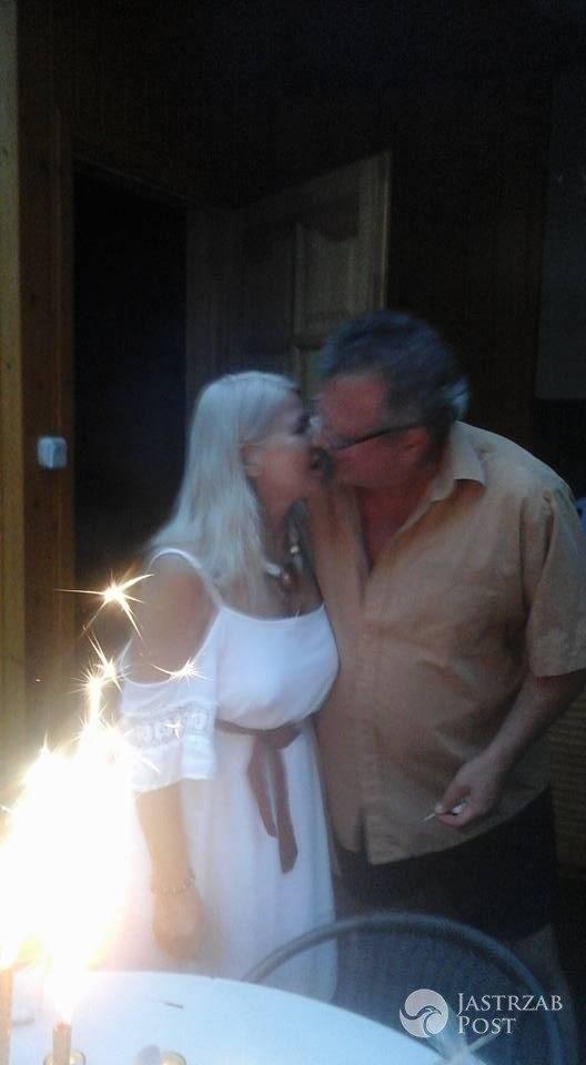 Zdjęcie (1) Izabela Kisio-Skorupa pochwaliła się partnerem! Pokazała namiętne zdjęcia z imprezy