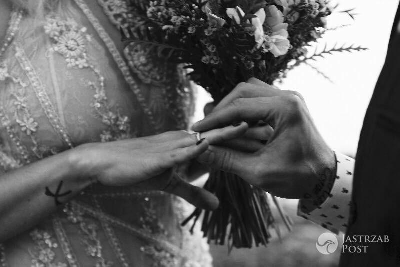 Anita Lipnicka wzięła ślub w Grecji