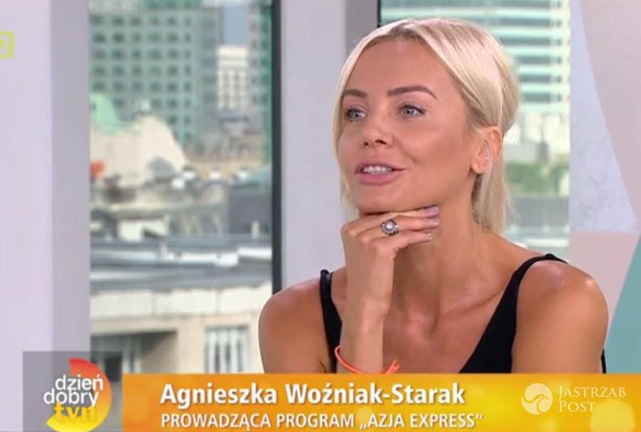 Agnieszka Woźniak-Starak - nowe nazwisko Agnieszki Szulim