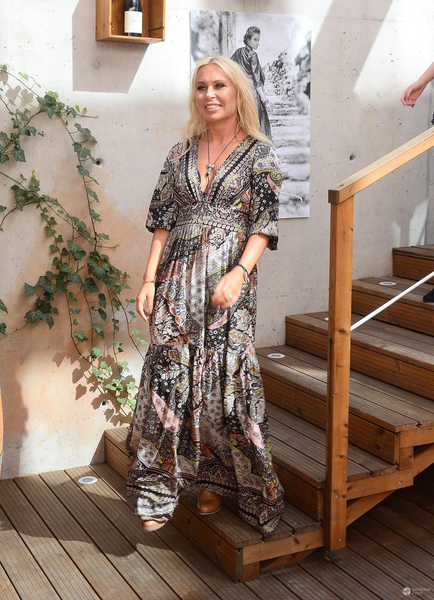 Natalia Jaroszewska o sukniach ślubnych Agnieszki Szulim