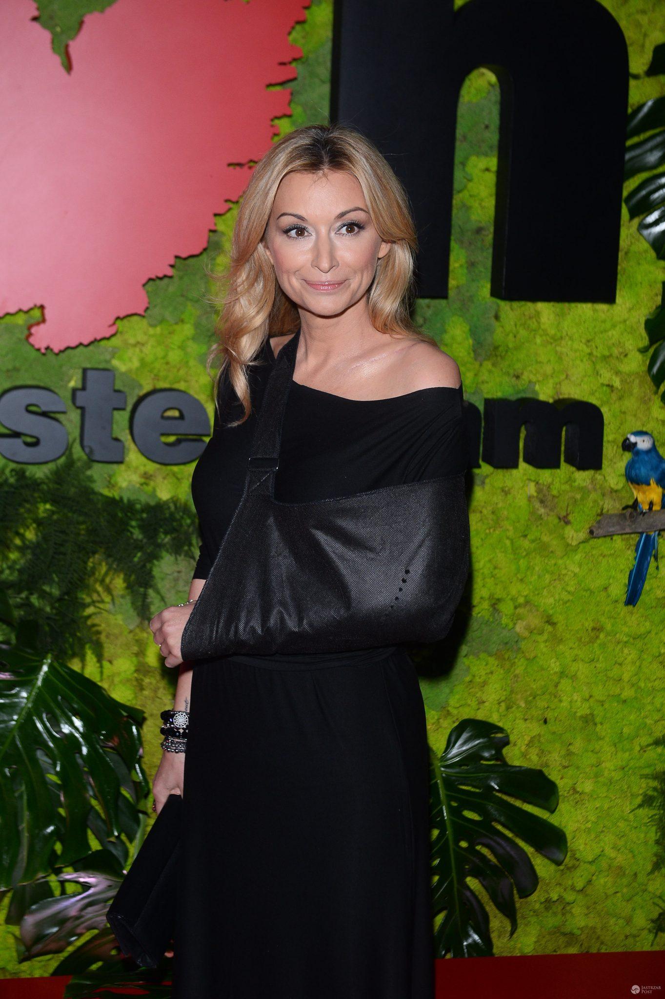 Martyna Wojciechowska na Balu TVN 2016